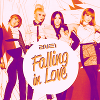 2NE1: Falling In Love 2 by Awesmatasticaly-Cool