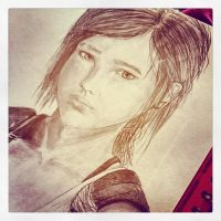 Ellie the Last of Us by xBugaboo