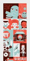 PeeWee's Playhouse by Montygog