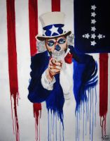 We're From Amerika by SOURSKULL