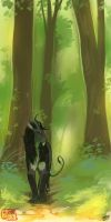 Forest Edge by kalambo