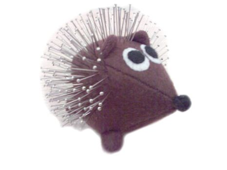 Spiky Hedgehog 2 by What-A-Stitch-Up
