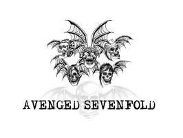 Avenged Sevenfold Skulls by McKee91