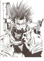 Vash the Stampede by OrbusArchitect