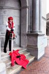 Kuroshitsuji Grell Cosplay: Death of a Madam by BloodlustDetox