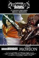 KOMIKON nominee by wansworld
