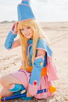 Dark Magician Girl - Poise by akaolive