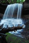 Gagetown waterfall 2 by LucieG-Stock