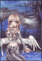 it's raining so heavily by oliko