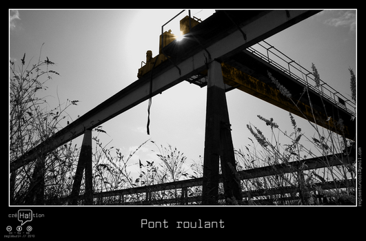 Pont roulant by regisburin