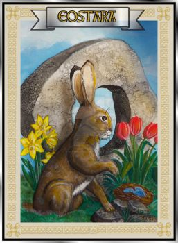 EOSTARA HARE by SCT-GRAPHICS