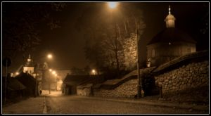 Cracow by night 16 by kazzdavore