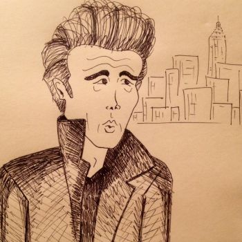 Jimmy in the City by VictoriaKargl