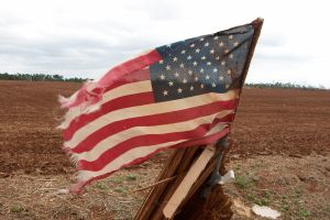 Old Glory:Resilient America by AmaranthBlacktree