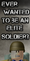 Ever wanted to be an elite soldier!? by KingTorrhenStark