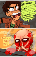 SNK: Anger Issues by zamii070
