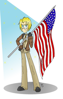 America by Cryej