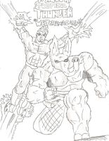 Tropical Thunder Team Up 1 by jakester2008