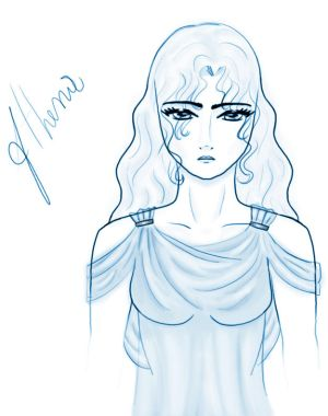 Mythology : Athena