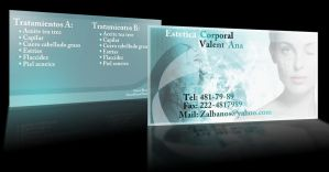 Business card by soadpedro
