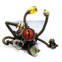 Beholder Robot by CatherinetteRings