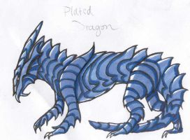 Plated Dragon by qwerty1198