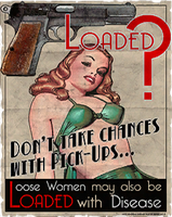 Loaded?.Don't Take Chances With Pick-Ups........ by FalloutPosters