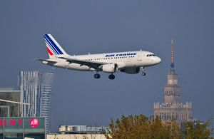 F-GRXE - Airbus A319-111 - AirFrance by mysterious-one