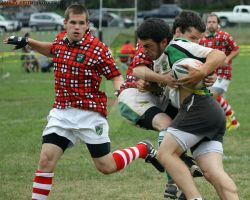 Can-Am Rugby Tournament I by akeithphotography
