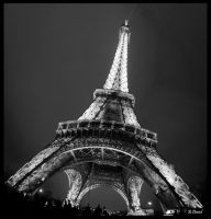 Tour Eiffel by planetpics