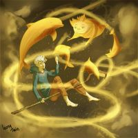 rotg: jack and sandy by loonytwin