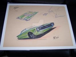 Ford concept Carl Cameron by cadillacstyle