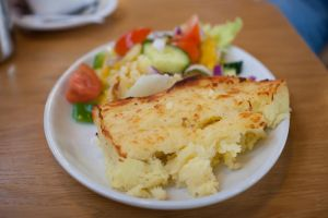 Potato cheese pie by patchow