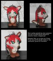 Clay commission from Katwarlod by Wakeangel2001