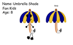 Umbrella Shade by CatBobnow281083