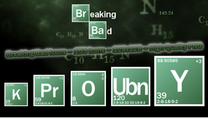 Breaking Bad Icons by GtkShroom