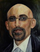 Jackie Earle Haley by hever