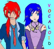 Vocaloid Me and Ray-Avalon by originalsoundtrack