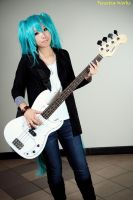 Miku Rock Star I by Fenestra-Works