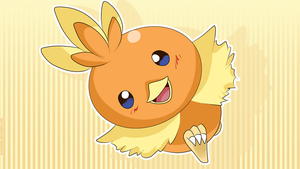 Torchic Wallpaper by SeviYummy