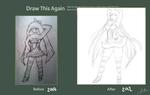 Draw Stocking Again by BlehhxP