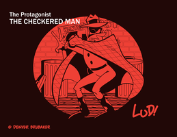 Checkered Man Final by LudHughes