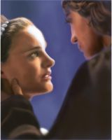 Anakin and Padme by Jayz512