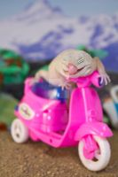 Abby - Ridding Moped - 3 by creative1978