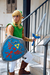 A Link Between Worlds - 01 by JustBeFriend