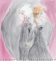 Request - Soul and Maka by 0Dreamlight0