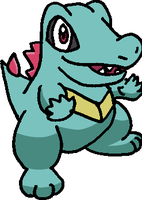 158 - Totodile by Tails19950