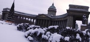 Kazan Cathedral by TheTaier