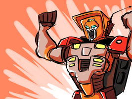 WRECK-IT WRECK-GAR! by mad--megatron