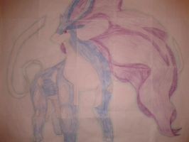 Suicune by Fanglore17